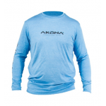 Akoma Blue Men's Rash Guard Large AKUV079