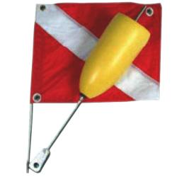DELUXE FLAG AND FLOAT COMBO