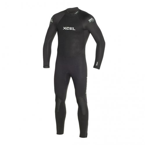 Men's HydroFlex 7/6/5mm Wetsuit - Medium Tall