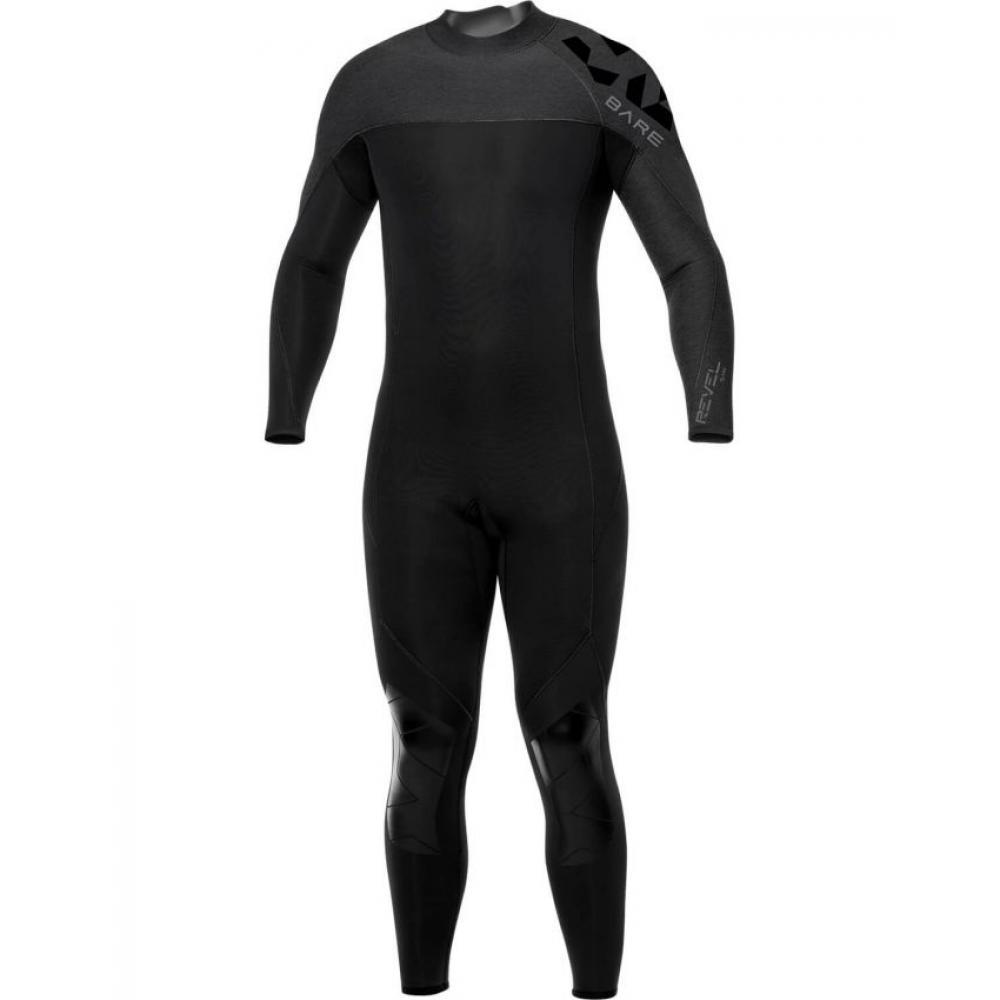 Revel Full Wetsuit 7mm Med Tall