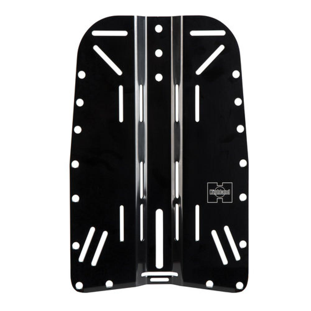 Highland ALU Backplate - Black