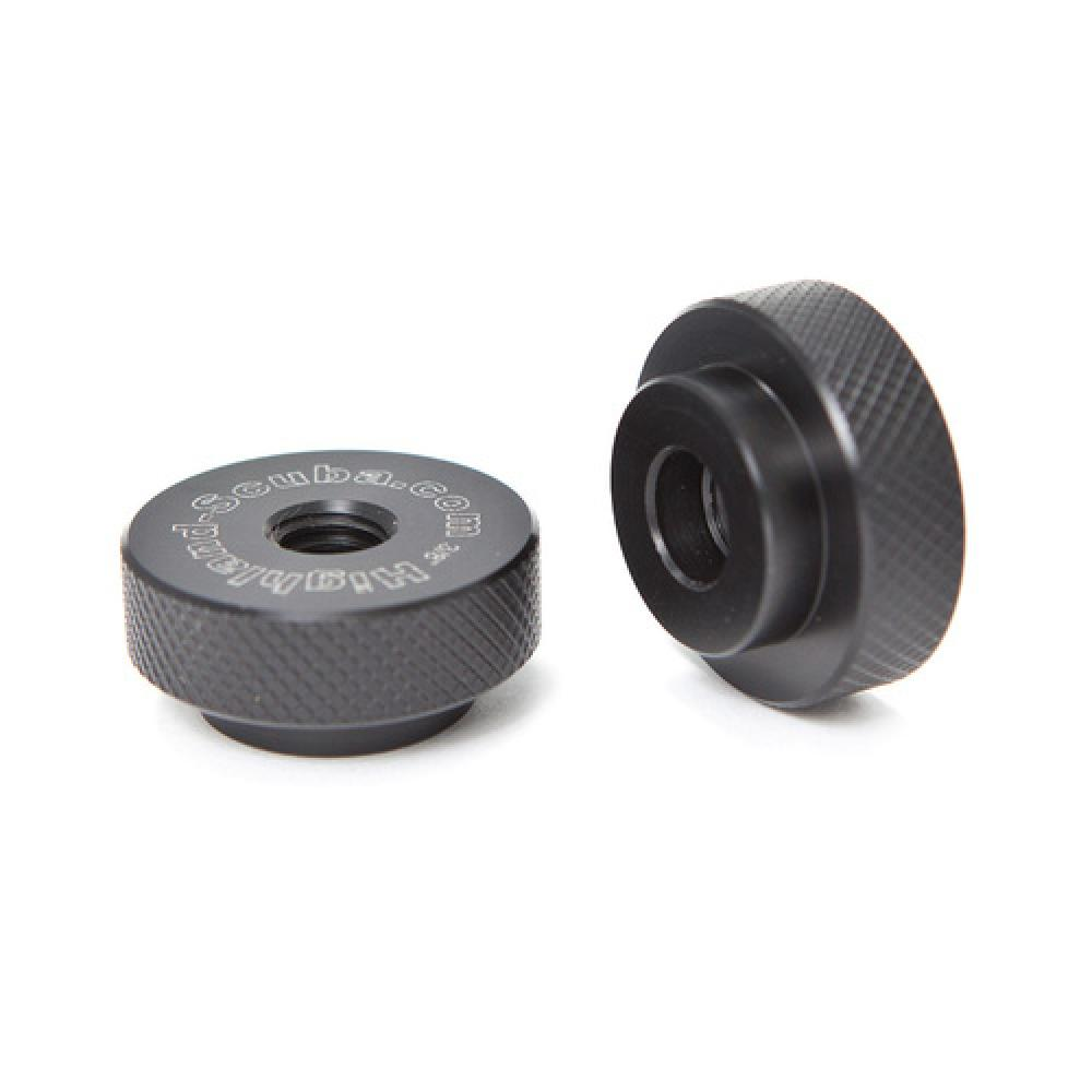 "Highland 3/8"" Speed Nuts - Pair"