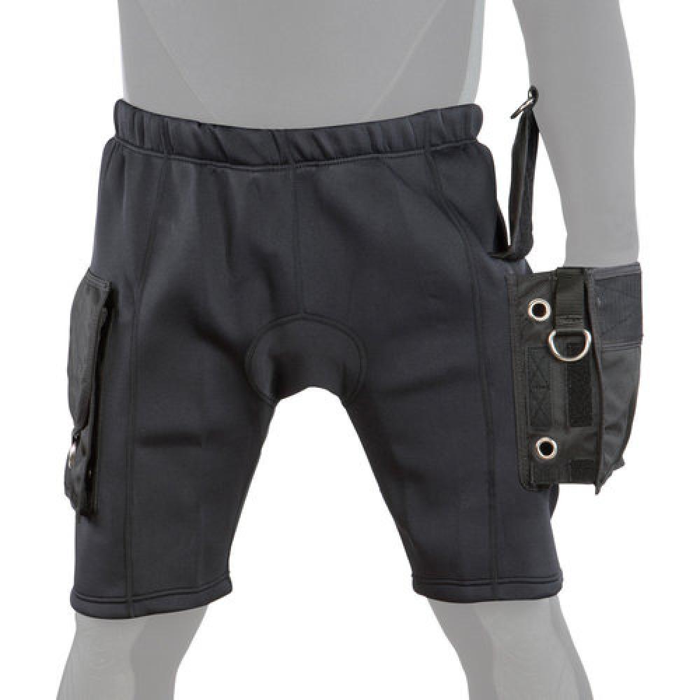 Neoprene Pocket Shorts - XL