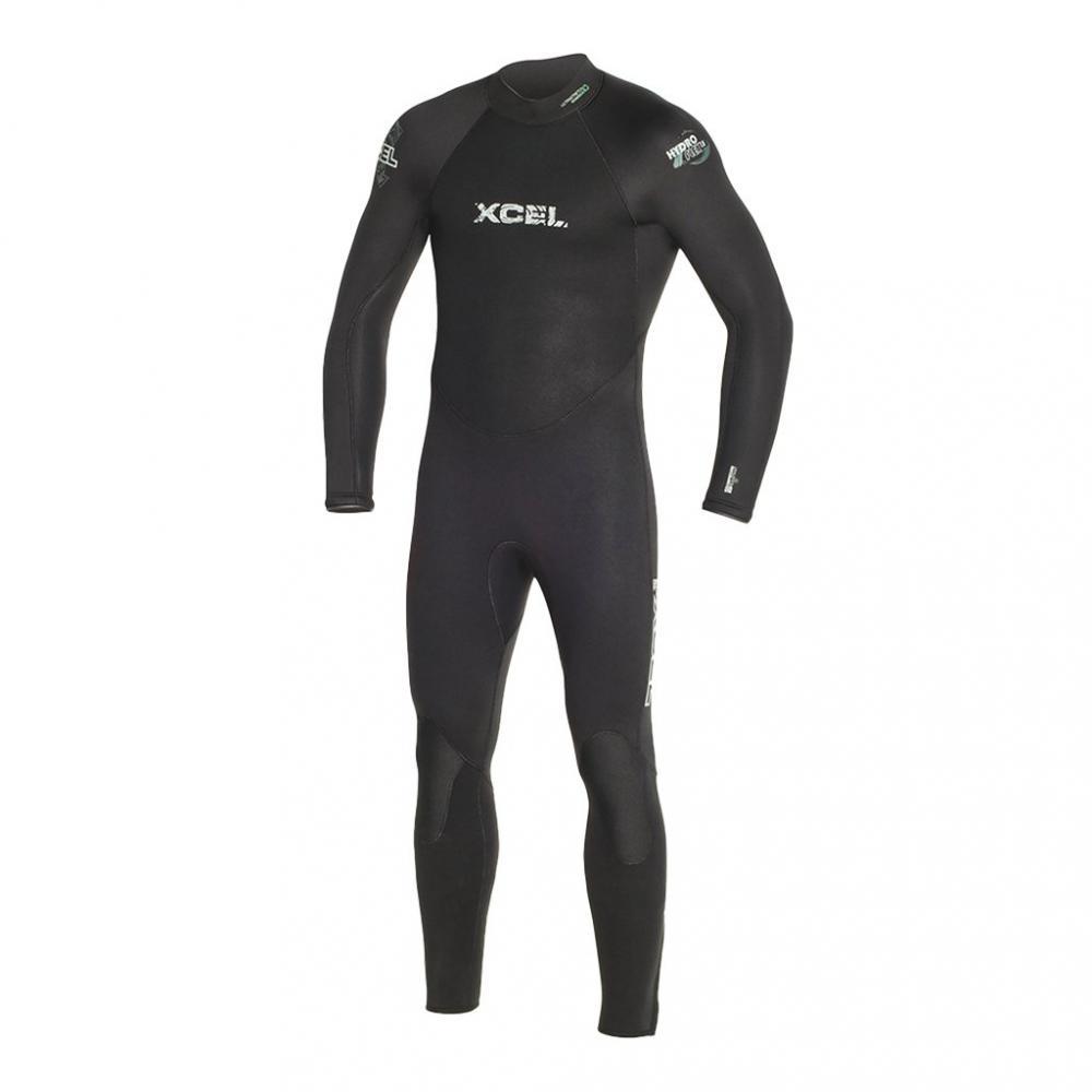 Men's HydroFlex 7/6/5mm Wetsuit - Large Short