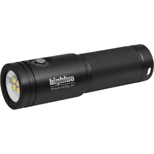 Bigblue AL1800XWP-II 1800 Lum Tri-Color Dive Light