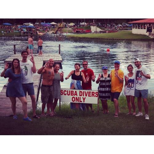 OPEN WATER CERTIFICATION FULL COURSE(CLASS, POOL, CERT DIVES)