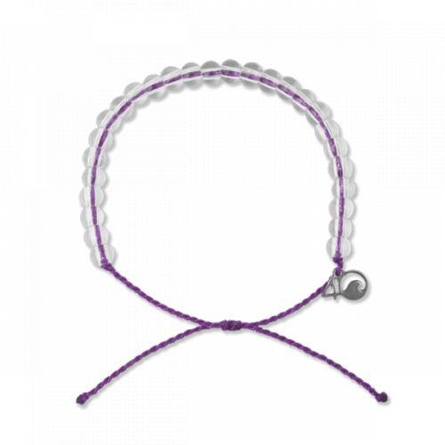 4ocean Coral Reef Bracelet, Purple