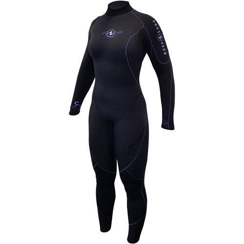 AquaFlex 5mm Jumpsuit Womens