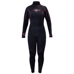 AquaFlex 7mm Jumpsuit, Womens