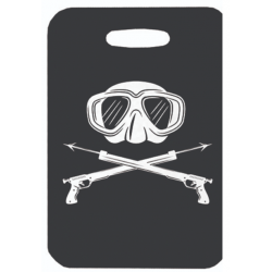 2- Piece Luggage tags