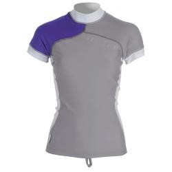 Aqualung Rashguard - Ladies Short Sleeve