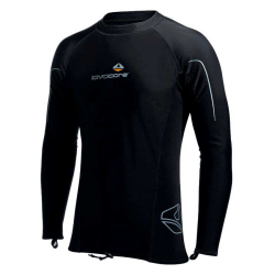 lavacore Long Sleeve Shirt, Male (with zippered pocket) Size Medium