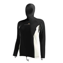 lavacore Long Sleeve Hooded Shirt, Female