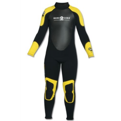 Kids 3mm Quantum Stretch Suit Size XSM