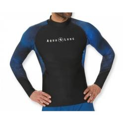 Aqualung Rashguard Long Sleeve Galaxy/Blue