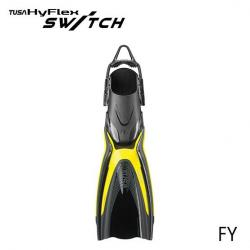 HYFLEX SWITCH FIN - FLASH YELLOW