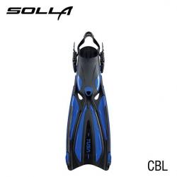 SOLLA FIN - COBALT BLUE