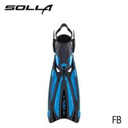 SOLLA FIN - FISH TAIL BLUE
