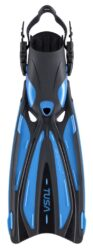Solla Fin Fish Tail Blue
