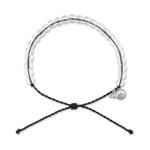 4ocean Shark Bracelet, Black