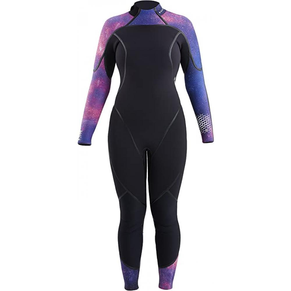 AquaFlex 3mm Jumpsuit Womens
