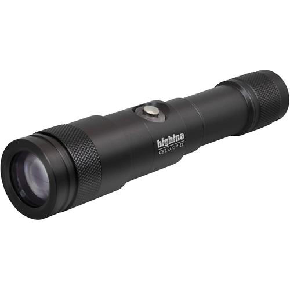 CF1200P-II Focusable LED Dive Light