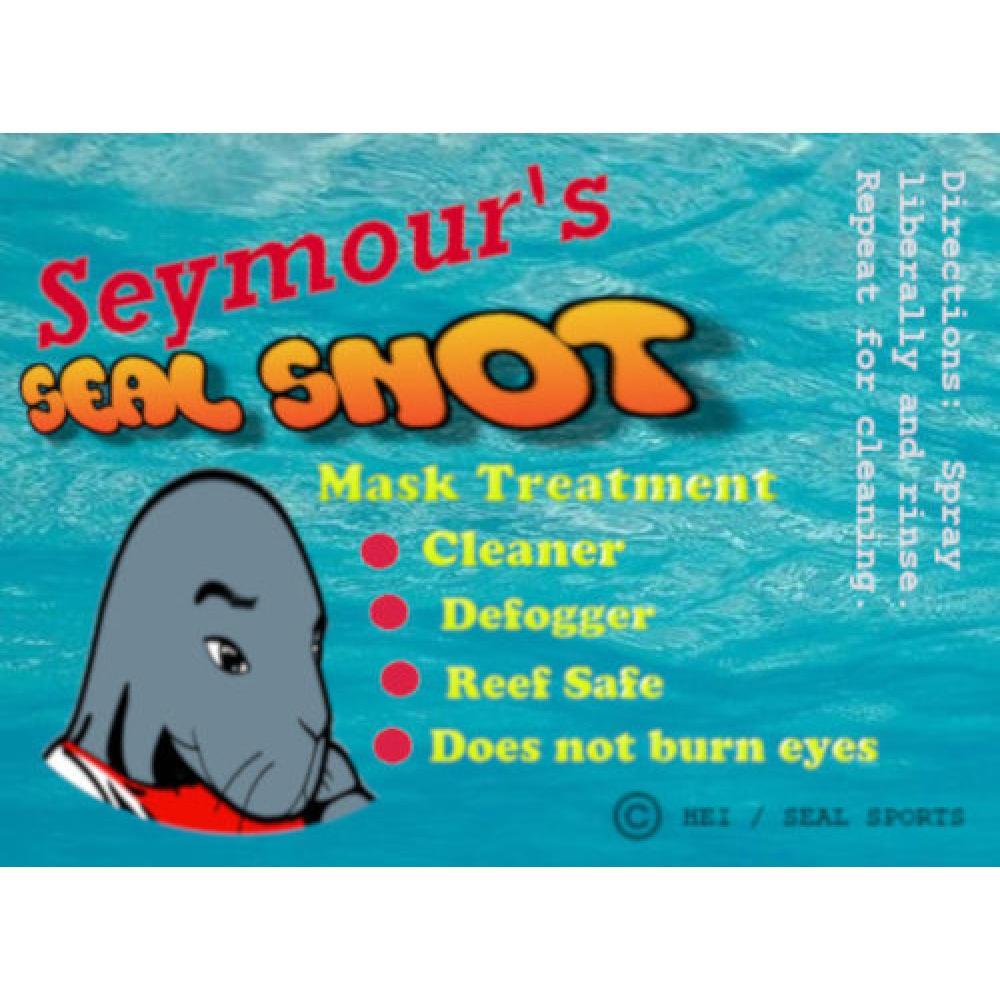 Seal Snot 2 oz Aluminum - ECO Friendly