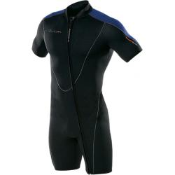 HND Thermoprene 3mm Front Zip SS Shorty