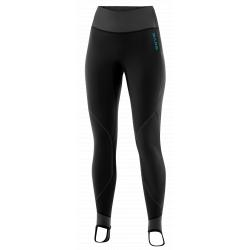 EXOWEAR Pants Womens - Black - 02