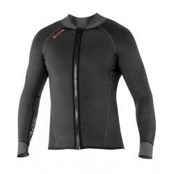 EXOWEAR Jacket Mens - Black - XL