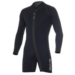 7mm Step-In Jacket, Mens, Black - L