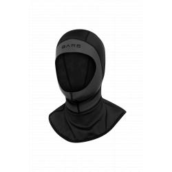 EXOWEAR Hood Unisex - Black - 05XS