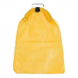 Large Yellow Wire Handle Game Bag with D-Ring