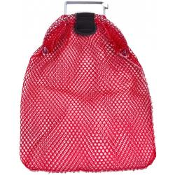 Medium Red Wire Handle Game Bag with D-Ring