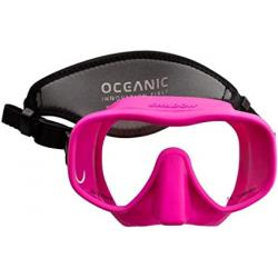 Mini Shadow Frameless Mask, pink