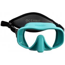 Mini Shadow Frameless Mask, Sea Blue