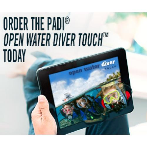 e-Learning Open Water Diver