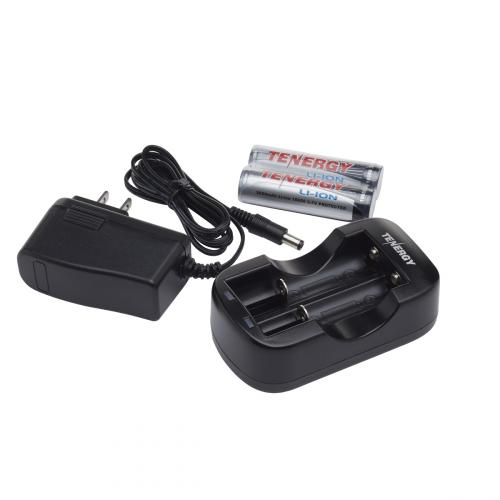 700R/720R Rechargeable Battery (2) & Charger