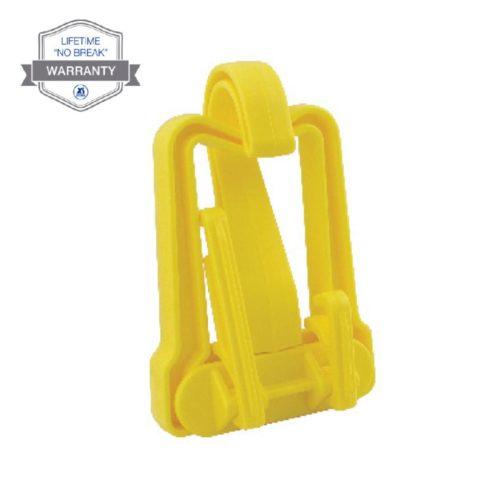 Folding B.C. Hanger - Yellow
