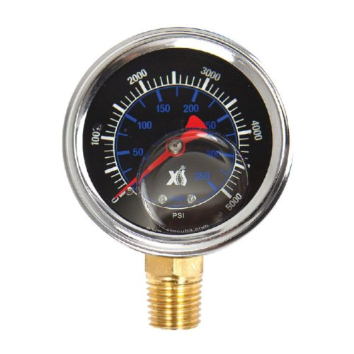 """2.75"""" High Pressure Gauge"""