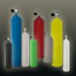 Aluminum 80cf Cylinder