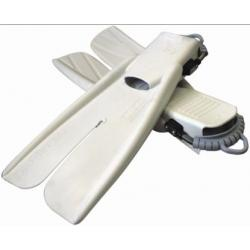 Bio-fin Pro C-Series XS w/Spring Strap, White