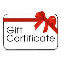 Scuba Center Temecula Gift Certificate