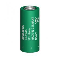 CR2/3AA  3 Volt  Lithium Battery