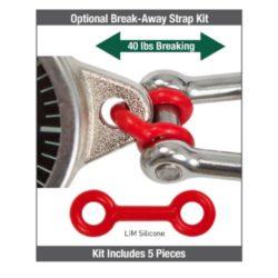 Break-Away Straps - 5 piece