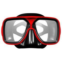 Mask - Metro/Black/Red