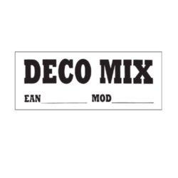 Deco Mix Sticker