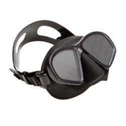 Mask - Stalker/Black Silicone