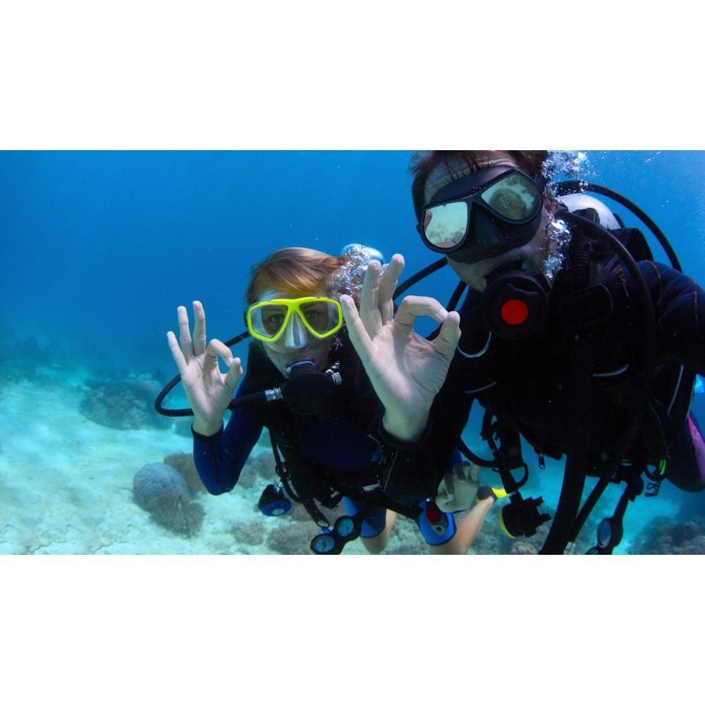 Master Scuba Diver Challange