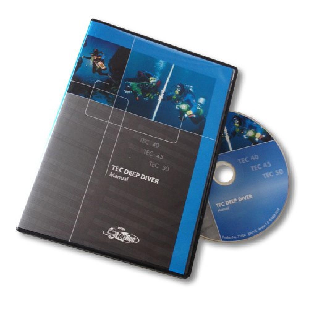 Tec Deep Diver Manual - CD ROM